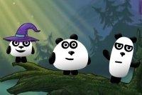 3 Panda's Fantasie