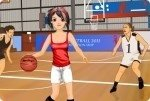 Basketballspielerin