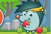 Äpfel fangen 3