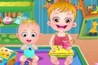 Baby Hazel Babysitten