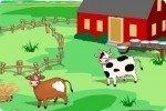Bauernhof aufräumen