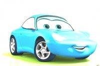 Cars 2 Malvorlage Sally
