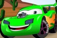Cars 2 Mcqueen überholen