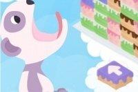 Der Bär mag Kuchen