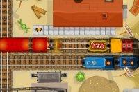 Diamond Train Tracks