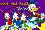 Donald Duck bemalen