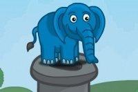 Flappy Prumpa Elefant