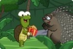 Fliegende Schildkröte