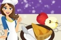 Französischer Apfelkuchen