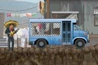 Gefangenentransport lenken