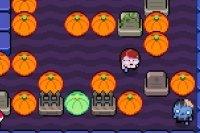 Halloween Irrgarten