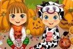 Halloween Zwillinge