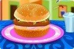 Hamburger zubereiten