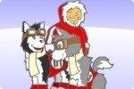 Husky Rennen