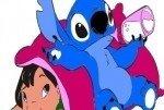 Lilo und Stitch ausmalen