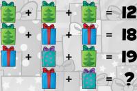 Mathe Geschenke-Rätsel
