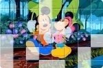 Mickey Maus Puzzle