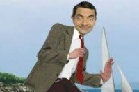 Mr Bean Tanzen