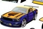 Mustang bauen