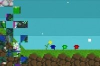 Pixel auf der Flucht