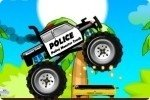 Polizei Monstertruck
