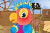 Polly der Piratenpapagei