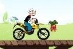 Popeye Motorradrennen