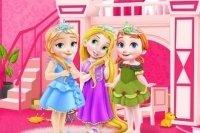 Prinzessinnen Kinderzimmer