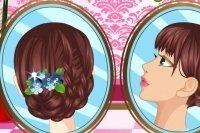 Retro Frisur