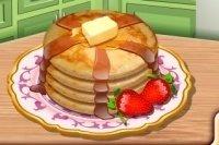Sara's Kochkurs Pfannkuchen