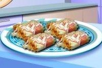 Sara's Cannelloni mit Huhn