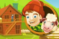 Schaf Bauernhof