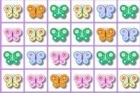 Schmetterlinge verbinden