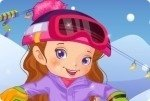 Snowboard Mädchen