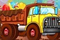 Süßigkeitenland Transporter