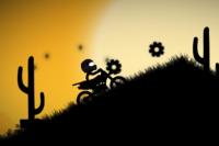 Super Stickman Motorrad