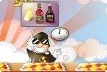 Superhelden Pizza