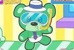 Tanzender Bär