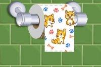 Toiletten Papier