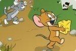 Tom und Jerry Jagd