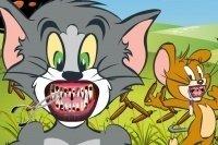 Tom und Jerry Zahnarzt