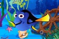 Unterwasserwelt Dory