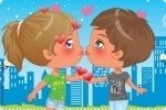 Verliebtes Paar