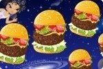 Viele Hamburgers