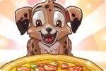 Welpen Pizza