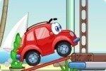 Wheely das rote Auto