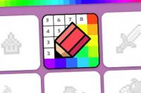 Zeichne die Pixel