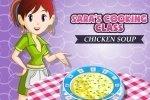 Kochen mit Sarah Spiele