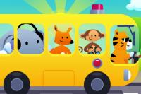 Die Räder vom Bus