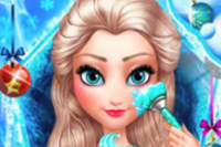 Elsa Eisprinzessin Make-over